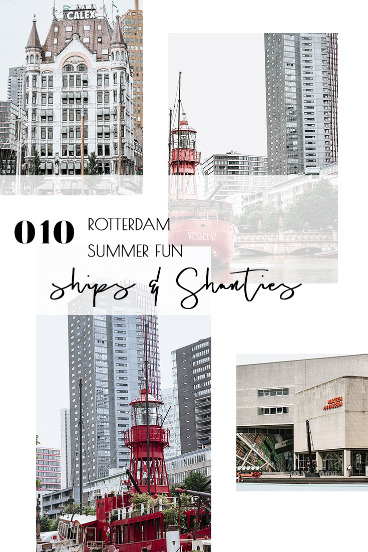 Fun things to do in Rotterdam, Summer 2019