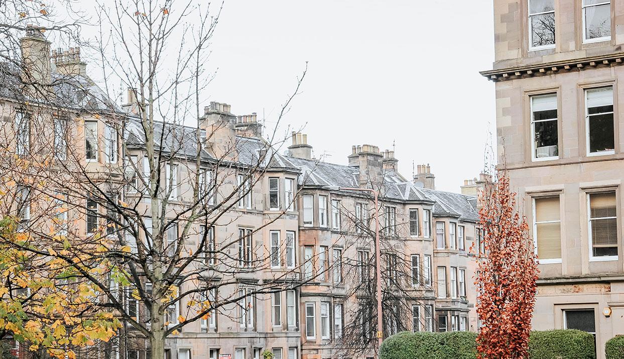 Edinburgh, Visual Stories || MIcheile Henderson