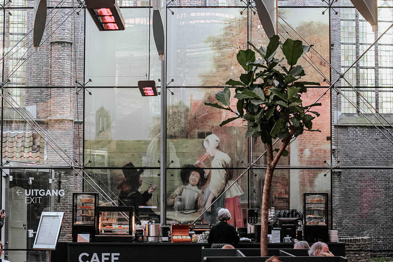 Visual Stories // Delft // Pieter de Hooch